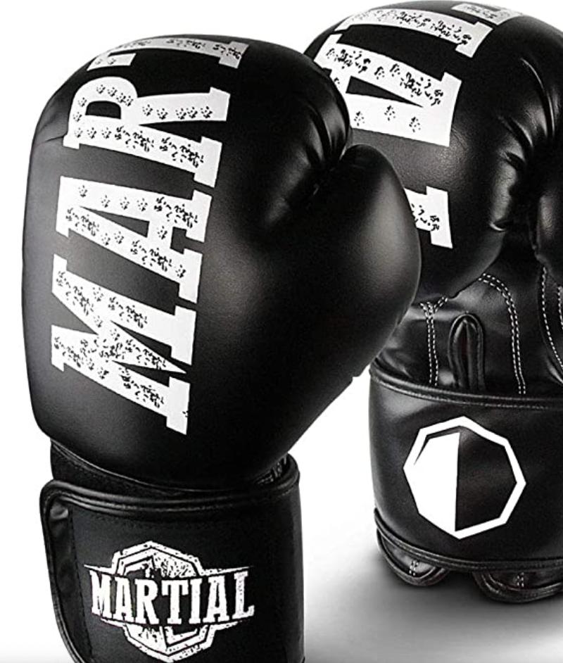 guantes de boxeo MARTIAL